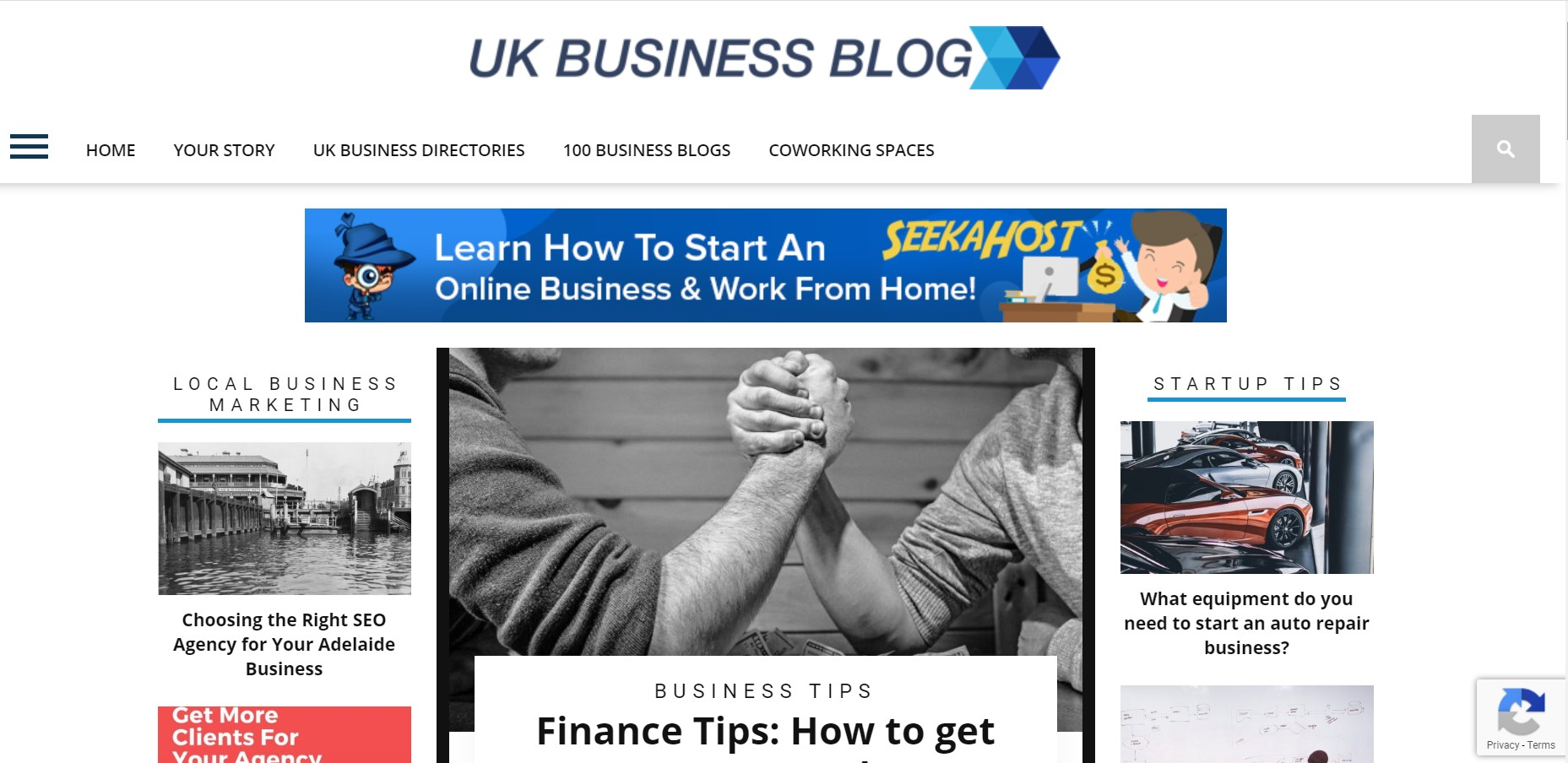 uk business blog