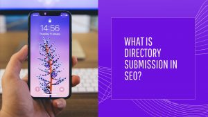 what is directory submission in seo