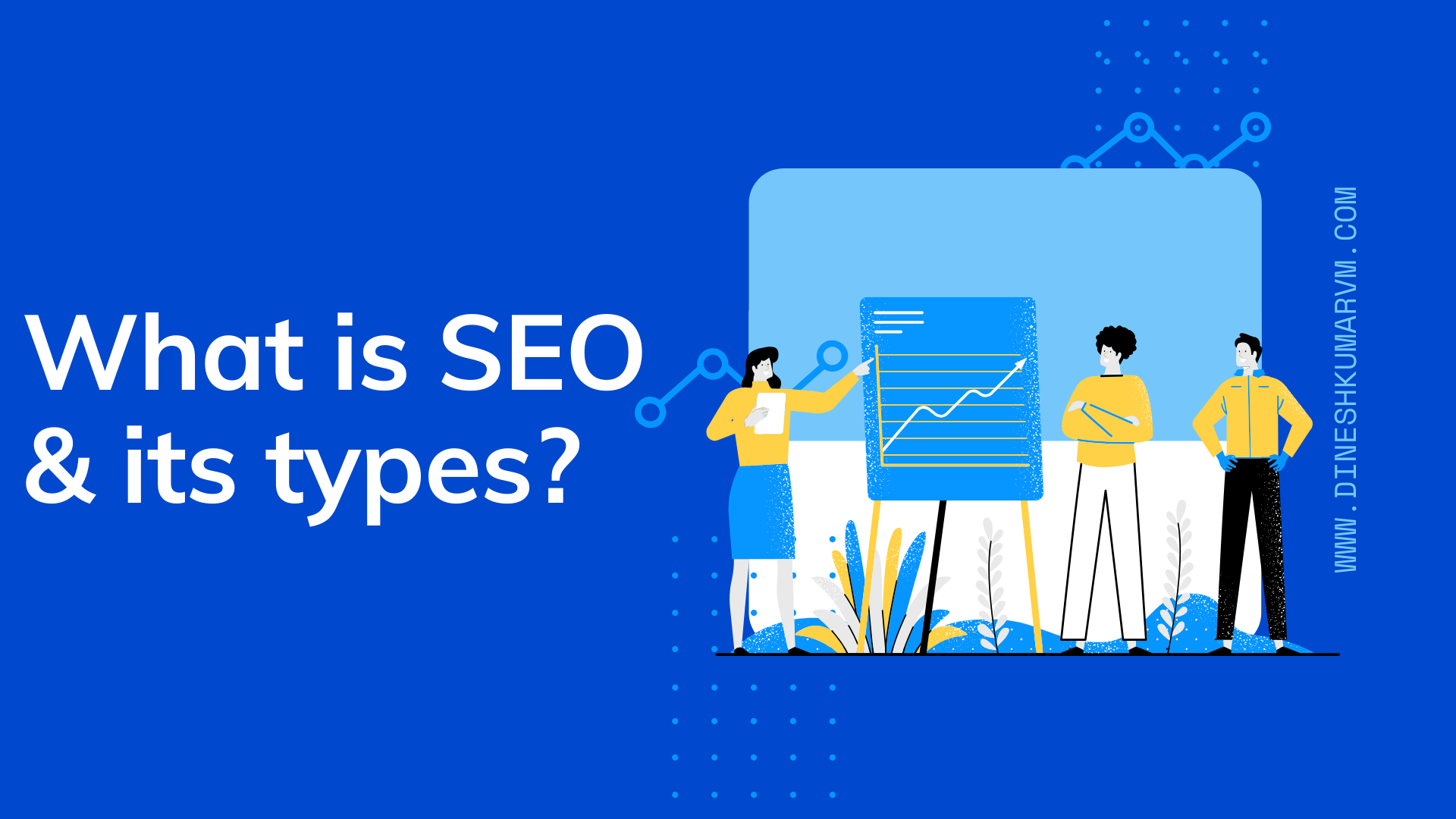 what is seo and its types