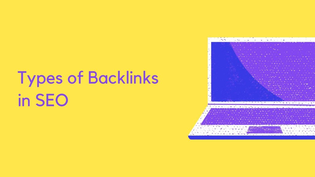 types of backlinks in seo